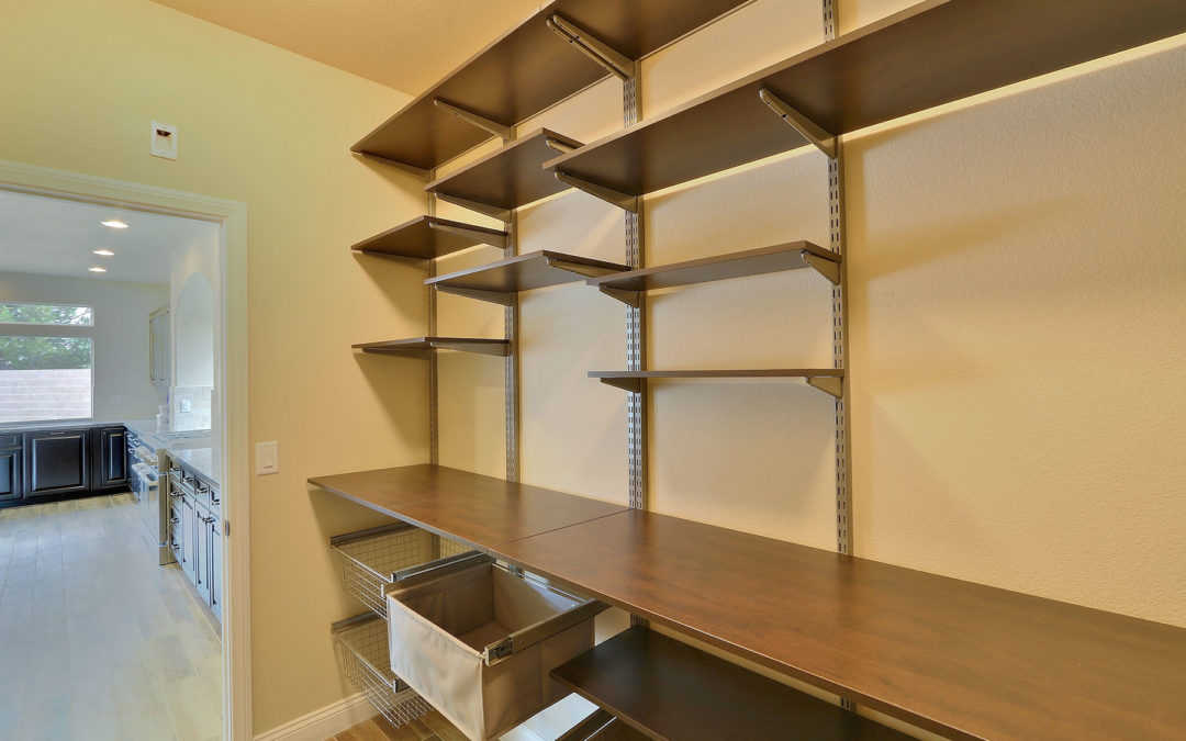 Closet Options for an Organized Home