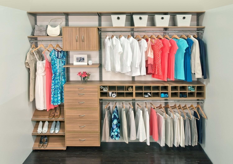 FreedomRail Affordable Custom Closets Cypress Live