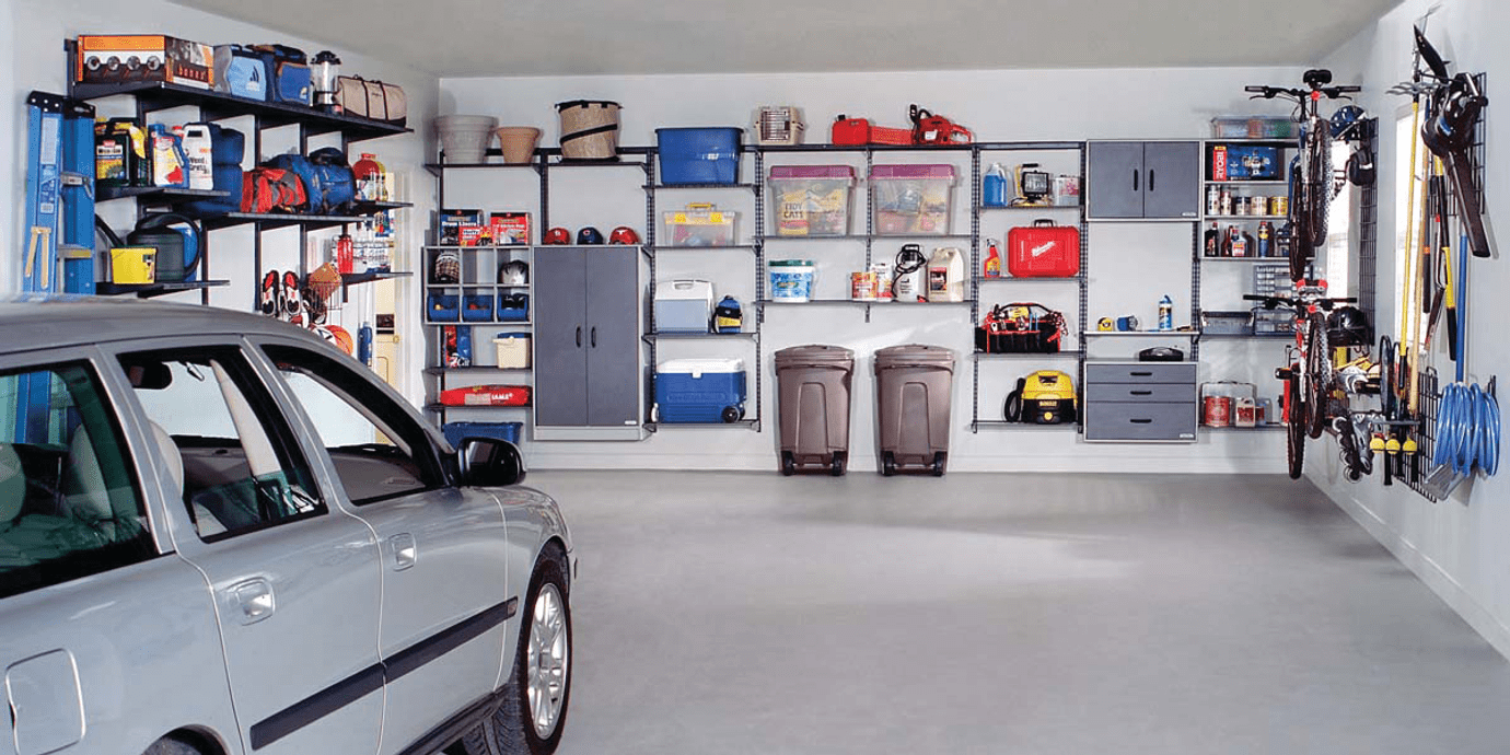 Garage Storage Solutions by Closets Las Vegas